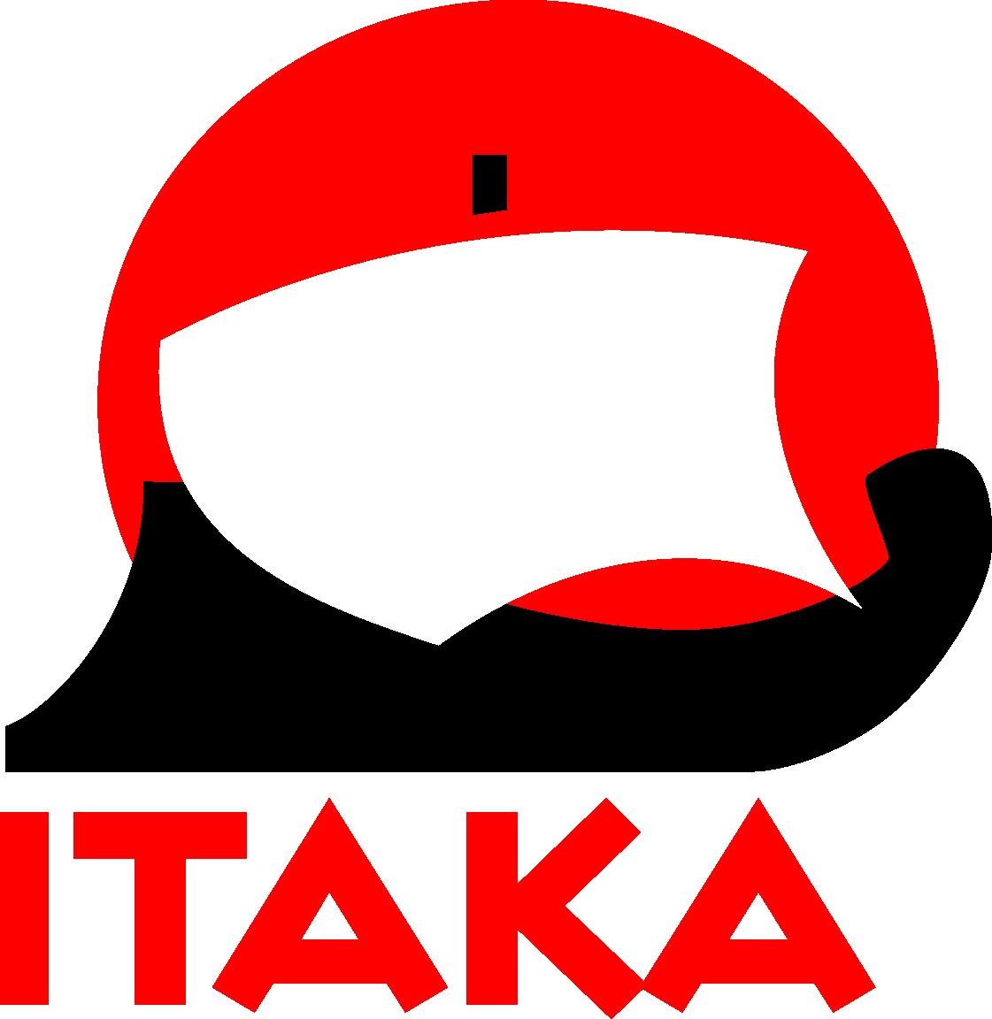 logo ITAKA bez www